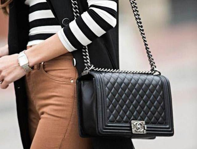 メンズライクなブランドバッグ♡6つの中からカッコイイ雰囲気をプラス