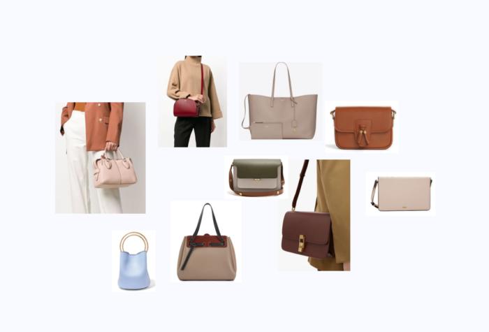 シンプルなブランドバッグ/12のブランド紹介&心ときめく24選