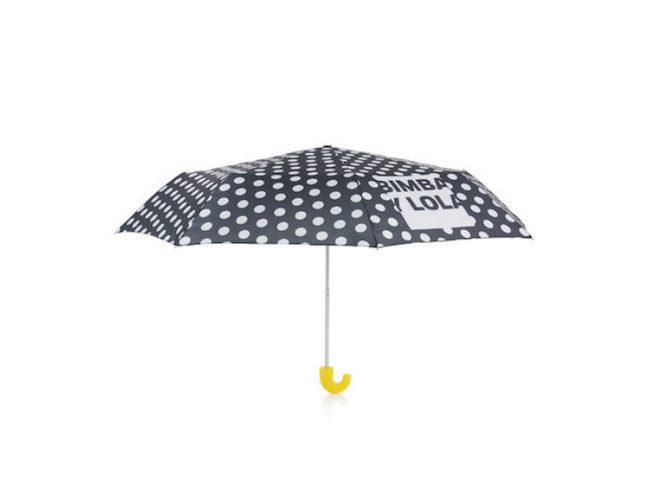 相棒候補のオシャレな、折りたたみ傘♡雨天に可憐な印象を添えて