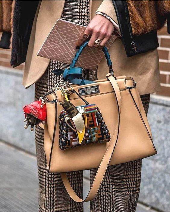 フェンディのブランド紹介とバッグの特徴