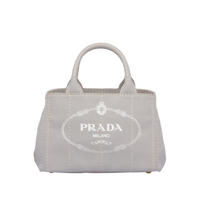 プラダカナパハンドバッグ