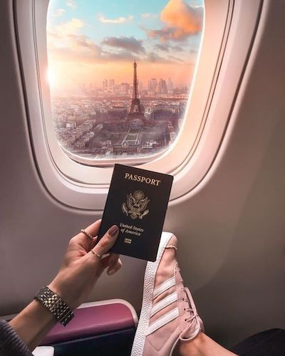ハイブランドパスポートケース2品