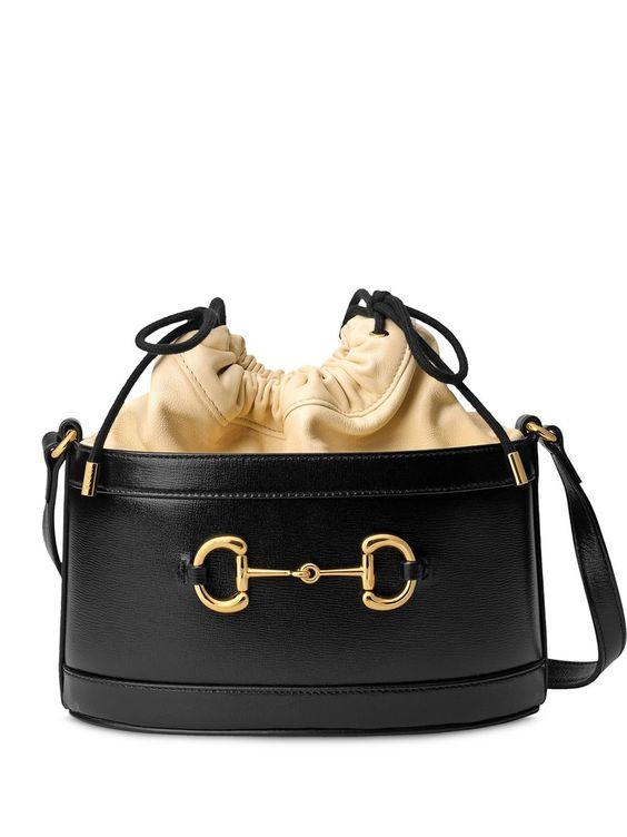 1955 ホースビット バケットバッグ