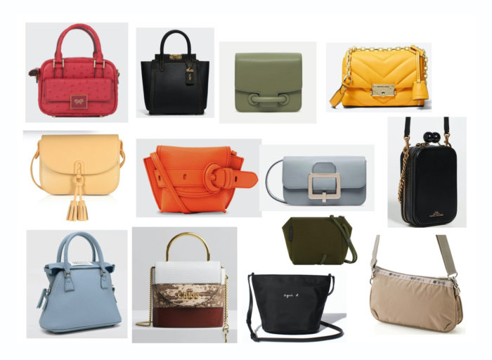 今どきミニバッグを網羅的にご紹介!ブランド紹介&44アイテム