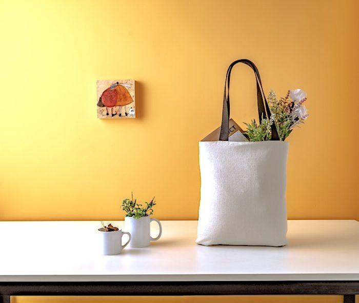 「無地トートバッグ」おしゃれな18選/キャンバス、ナイロン、レザー