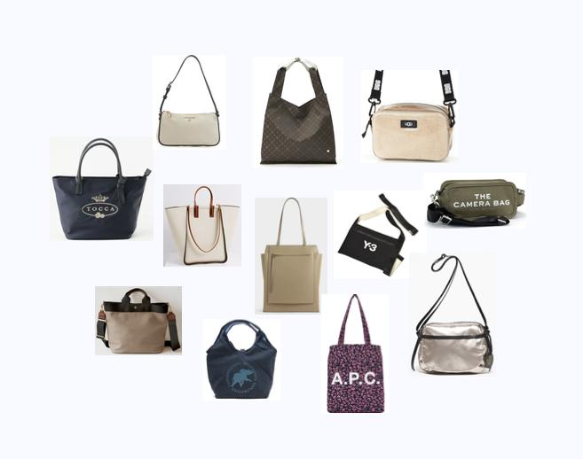 予算2万円で選ぶバッグ♡候補に入れたい25のバッグ達