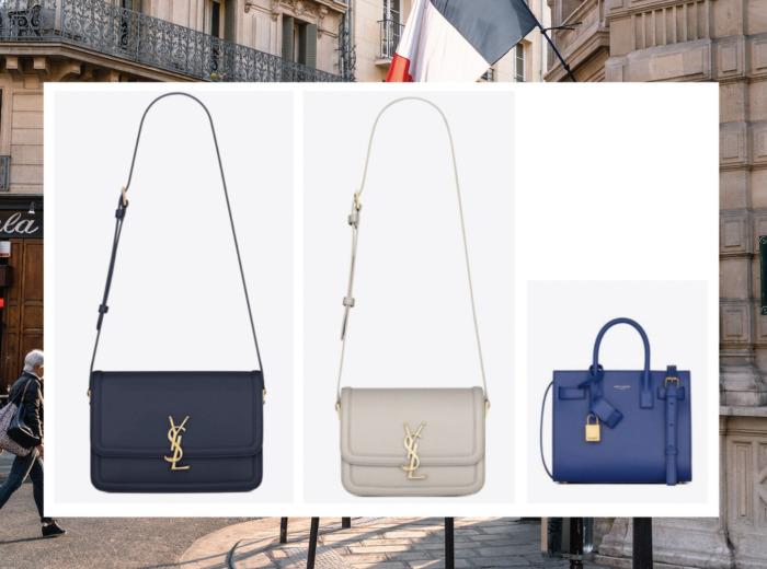 サンローラン新作バッグ!心惹かれる5セレクト/美しいカラーやYSLクロージャーがリッチなバッグなど