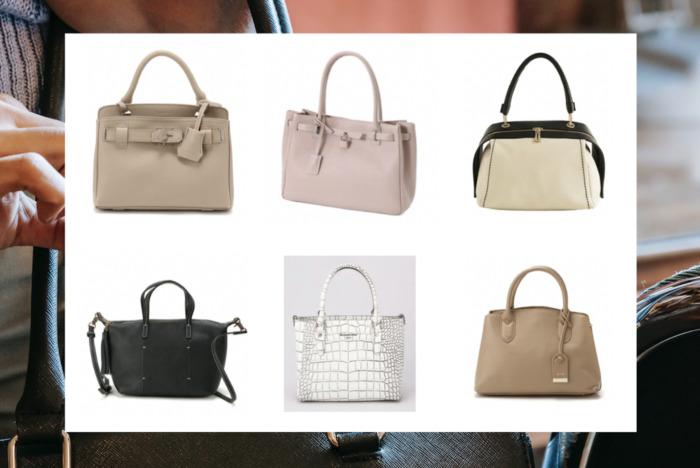 革製ハンドバッグ/贅沢な表情を楽しめる12選!8千円〜8万円