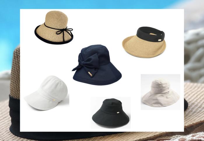 完全遮光の帽子8セレクト!つば広や接触冷感、撥水加工など